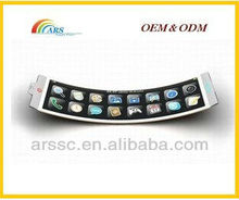 Flexible oled display for 2013 digital watch or mobile phone