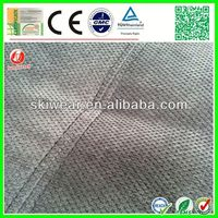 shading jacquard continuous curtain fabric