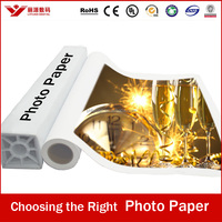 waterproof photo paper glossy, photo paper inkjet, thin glossy inkjet paper