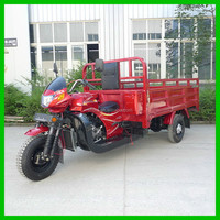 200CC Air Cooling Three Wheel Motorcycle/Loading Tricycle Made In China