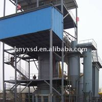 Environmental Protection Gasifier Furnace