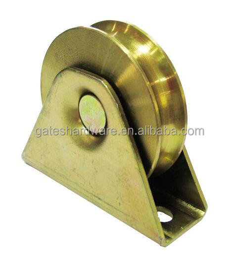 U groove Sliding Gate Wheel