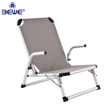 Wholesale Sea Aluminium Folding Easy Carrying Beach Chair