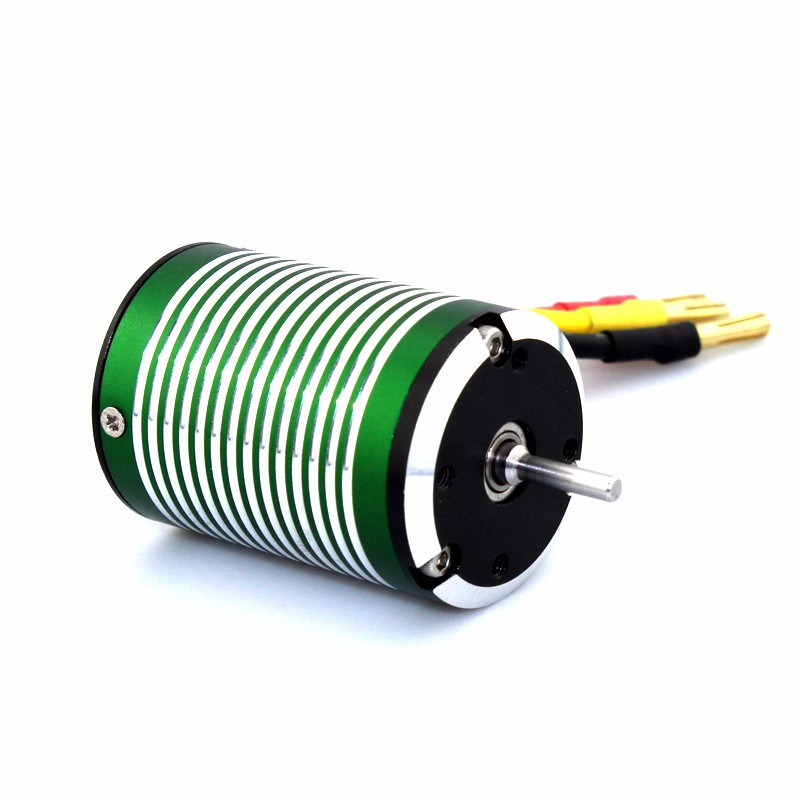 XTI-3658 X-Team 4-Poles Inrunner DC Brushless Electrical Remote Control Motor for RC Toy Car