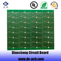 factory customize air conditioner universal pcb board 94v0 pcb tv mainboard