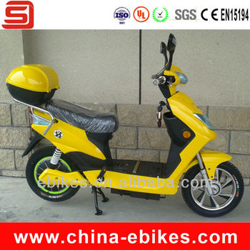 2016 hot selling cheap adult electric scooters with pedals (JSE210)