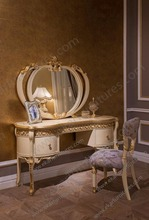 Mirror furniture simple dressing table / white dressing table / dressing table with drawers