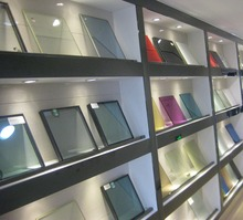 vacuum insulated glass panels