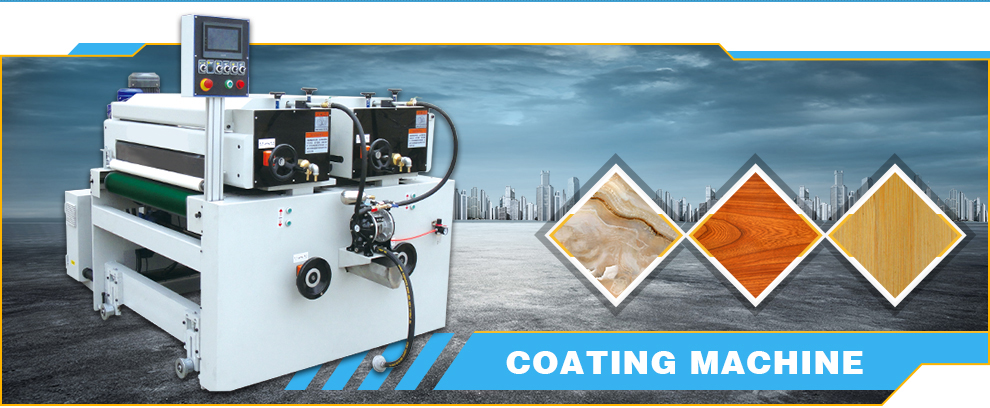 Wood board panel floor Vaccum coating machine