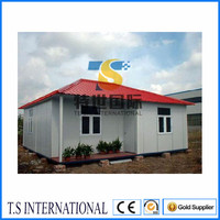 sound insulated comfortable Modern Cheap Container House/Movable Container Villa