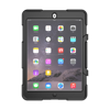 Silicone rugged tablet case with built-in kickstand for iPad Air 2 Cover