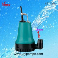 Mini 12V dc submersible water pump