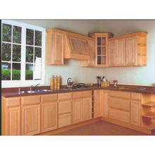 factory direct maple wood kitchen cabinet Turkey