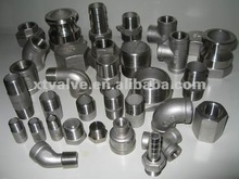 Stainless Steel Pipe Fitting, Threaded End, ISO4144