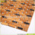 Bamboo roll-up bath mat floor mat