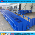 10 Ton hydraulic dock ramp mobile container load