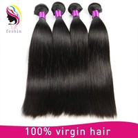 unprocessed virgin brazilian hair Cheap bundles of weave