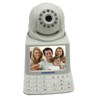Hot new products for 2013 Free Vedio call network Night Vision IP Camera