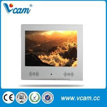 7 inch full color network wifi commercial ad monitor