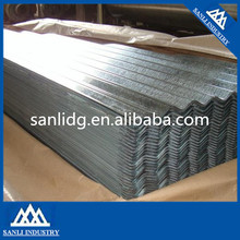 Z40 galvanized corrugated sheet used for construct famous