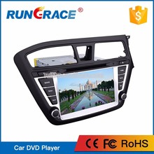8 inch car gps for I20 android indash tablet car dvd player