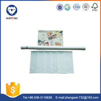 hot sale disposable tray mats paper