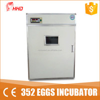 Wholesale price automatic microcomputer control quail incubators for sale YZITE-6
