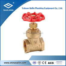brass forged gate valve