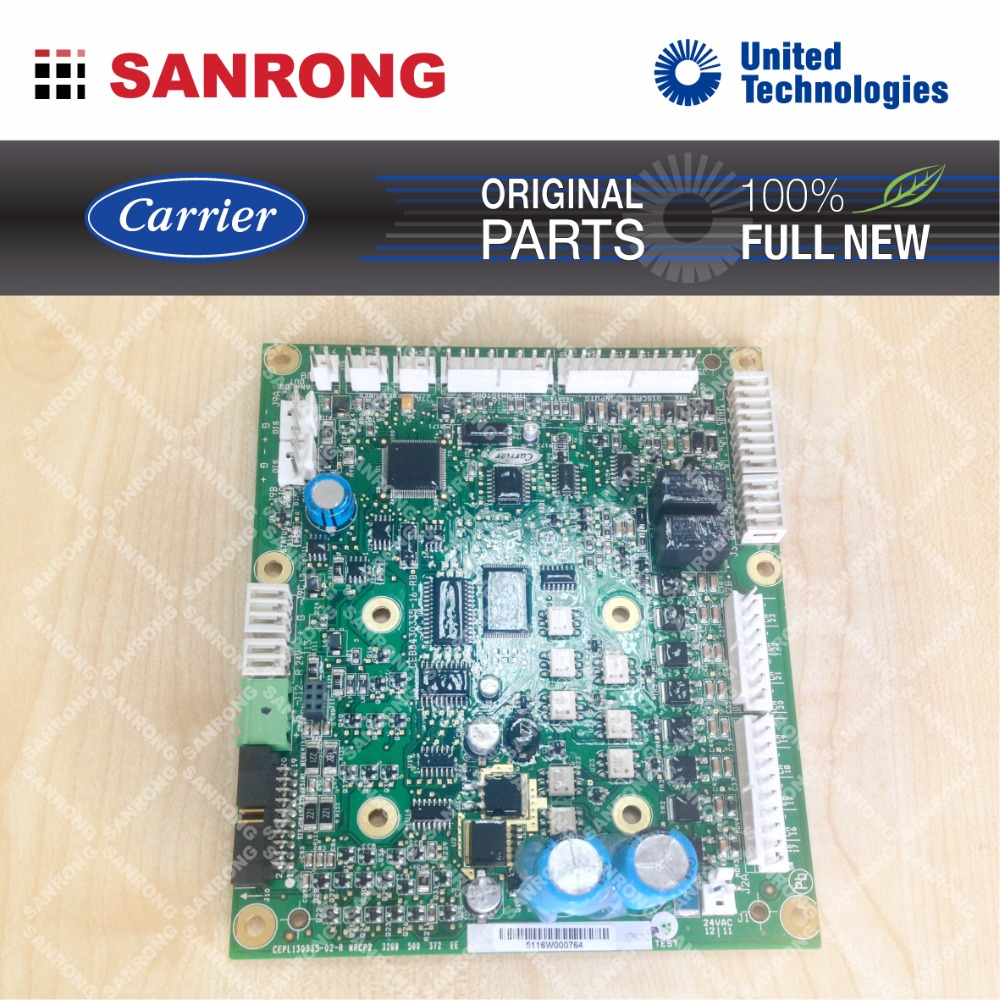 Carrier Air Conditioning Chiller Spare Parts 32GB500372 CEPL130335-02-R NRCP2 Control Module