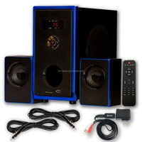 2.1 Multimedia Home Speaker System