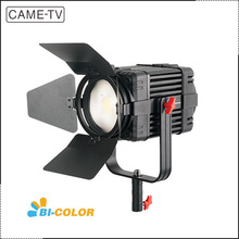 1pc CAME-TV 100w Bi-Color Boltzen Fresnel Fanless Focusable Studio Camera Video Led Lights