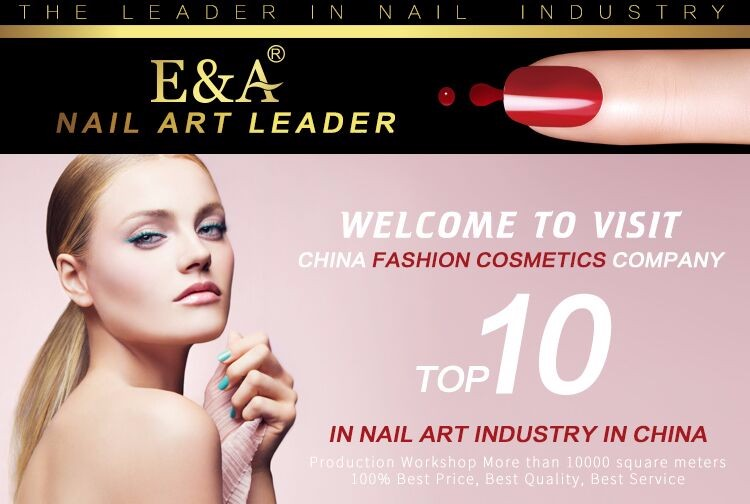 EA fashion top lady nail polish factory wholesale high quality nail polish
