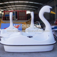 Water park cheap family tour paddle boat for sale