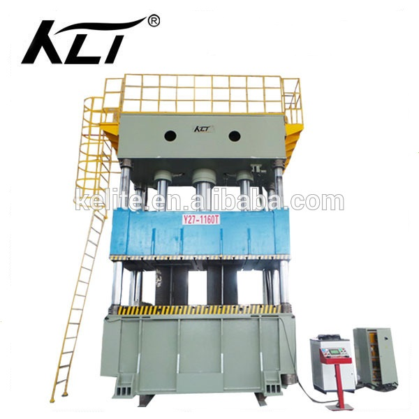 WUXI KLT Y27 series 1000T hydraulic press machine 1000 ton price