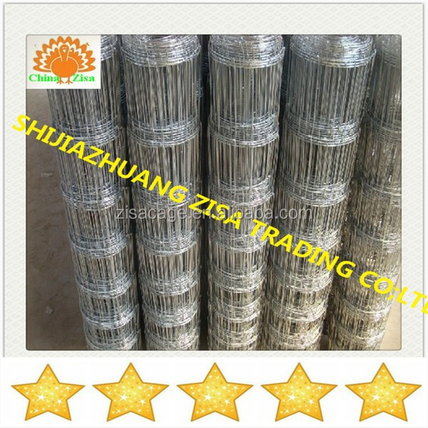 steel wire cattle fence , horse fence,field fenceing for sale