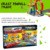 Free Sample Plastic Railway Car Toys