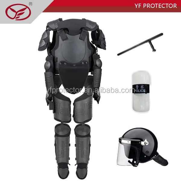 Riot Control Gear Anti Flame Suit