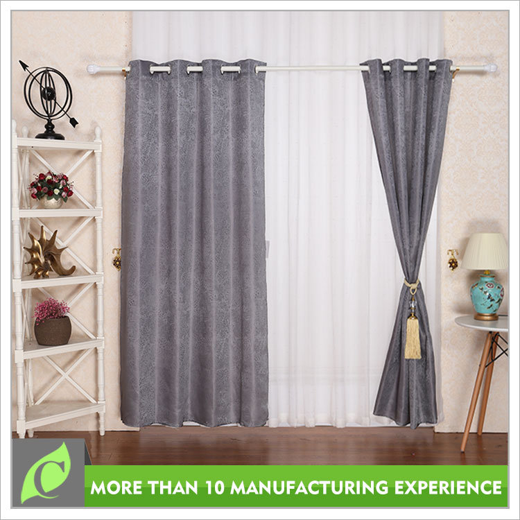 Alibaba China Elegant Window use hotel curtains and drapes