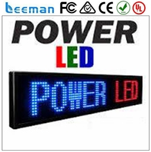 laptop led screen outdoor single red led sign display for message led screen advertising outdoor rgb full color