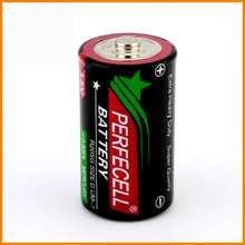Factory Wholesale Extra Heavy Duty Dry Battery 1.5v Size D R20