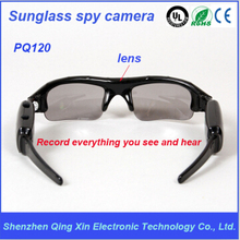 Top 10 cctv cameras of cheap hd video glasses with memory card wireless spy/hidden camera
