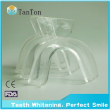 Thermoforming dental teeth whitening bleaching mouth trays, moldable mouth tray, teeth whitening mouthpieces