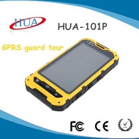 Reasonable price rfid security guard control gps tracking security guards HUA-101P for sale