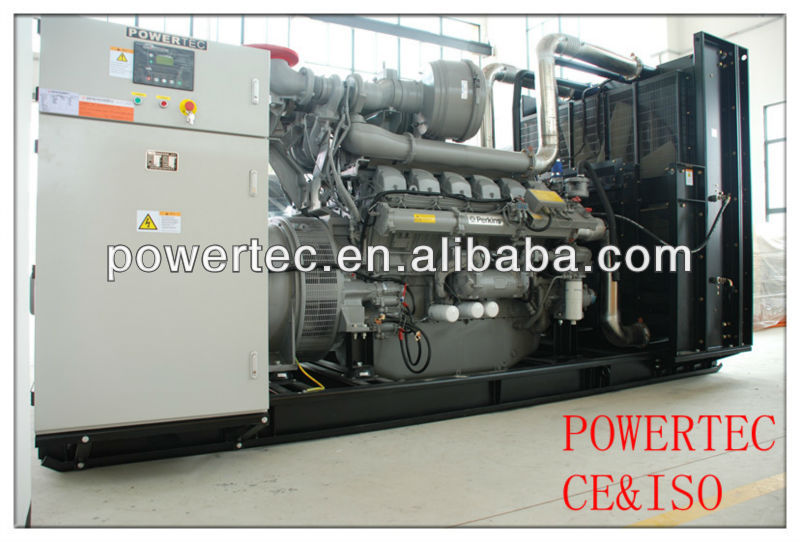 china OEM factory price Electric start water cooled diesel generator set