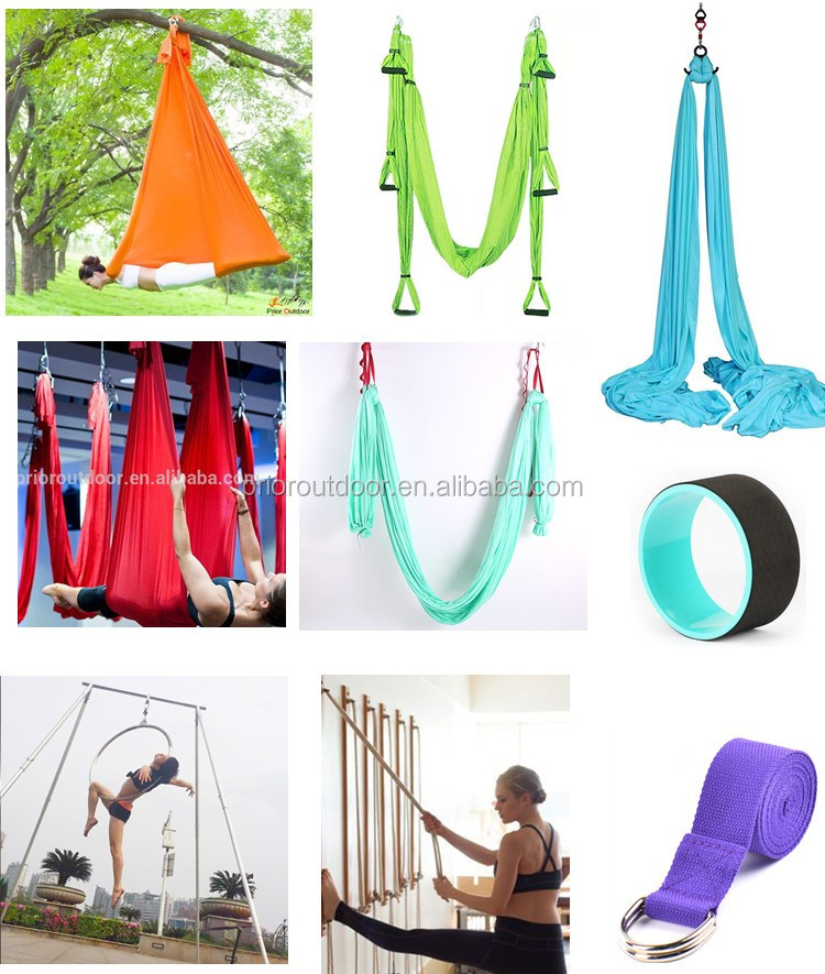 High Quality Eco-Friendly Dharma Yoga Wheel Stretching Prop, High quality TPE Material-100%Quality Guarantee