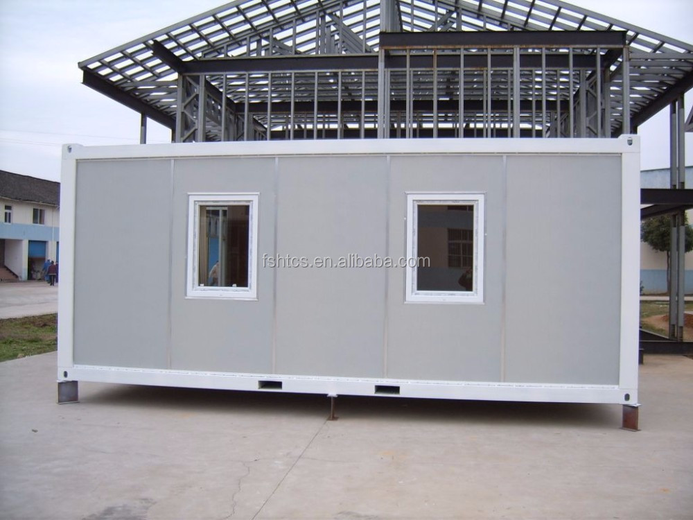 Underground Portable Prefabricated Container Houses for Sale