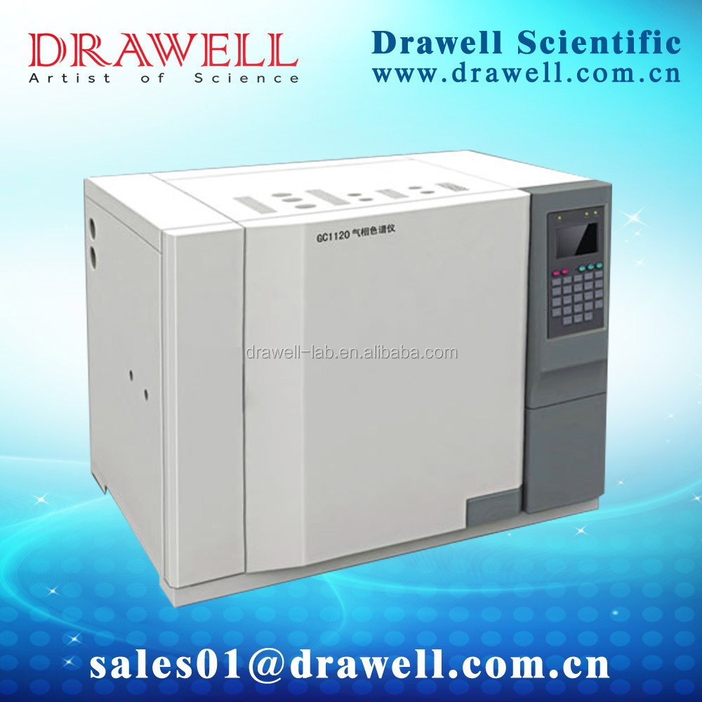gas Chromatograph with ECD detector