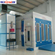 2017 CE industrial approved automatic spray booth car painting equipment