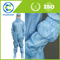 esd manufacturers/static resistant clothing