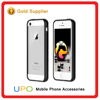 [UPO] Hot Sale Hybrid Ultra Slim Shockproof Dropproof TPU PC Cell Phone Case for iphone 5 5s se